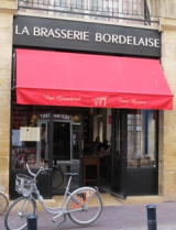 Brasserie Bordelaise in Bordeaux