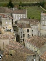 Saint Emilion rooftops